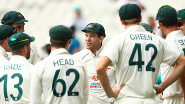 The Australian team is expecting changes to restrictions in their bubble.