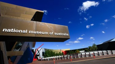 The National Museum's director has welcomed the report.