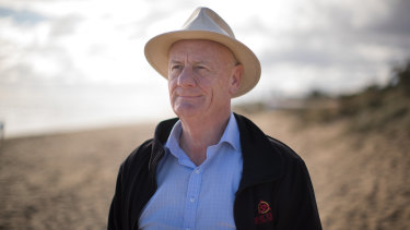 Tim Costello says if Australians saw the suffering he had witnessed overseas, they would never complain about their own circumstances.