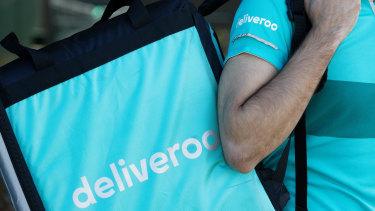 Deliveroo's drop-off procedure is changing in response to the coronavirus.
