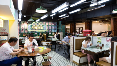 Kowloon Cafe in Haymarket is home to Hong Kong comfort food.