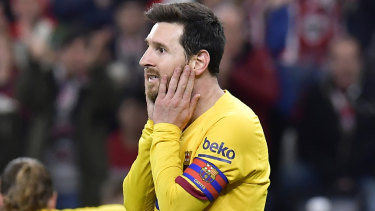 Lionel Messi is reportedly increasingly frustrated at the crisis enveloping Barcelona.
