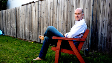 """Associate Professor Darren Saunders: """"It's carnage. I feel good about getting out."""""""