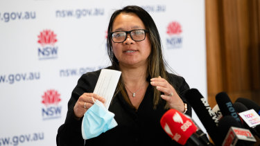 """Dr Nhi Nguyen from Nepean Hospital says the surge period will be like a """"half marathon"""" for staff."""
