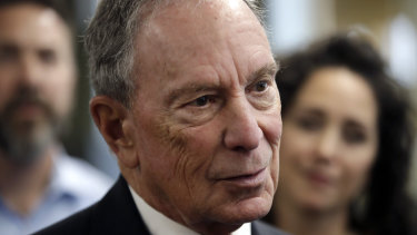 Michael Bloomberg took a $US10 million severance package and started  Innovative Market Systems, before renaming it Bloomberg. Today, he is worth an estimated $US50 billion.