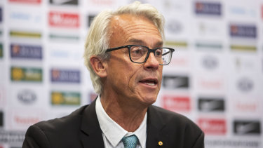 David Gallop says there will be no inquiry into Alen Stajcic's sacking.