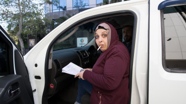 Nahida Safar is one of many parents who allegedly provided their children's identities to the fraud syndicate.