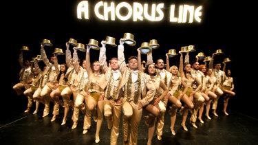 So Popera's <i>A Chorus Line</i> won five CAT awards