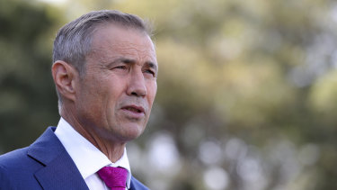 WA Health Minister Roger Cook says his wife will make her own choice about whether to attend the weekend's Black Lives Matter protest.