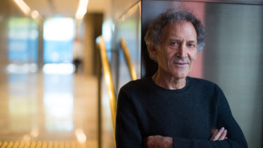 Arnold Zable  is constantly questioning how to write his stories.