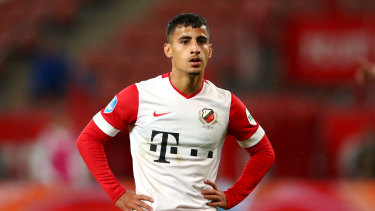 Daniel Arzani has made the Olyroos squad despite three years of little game time.