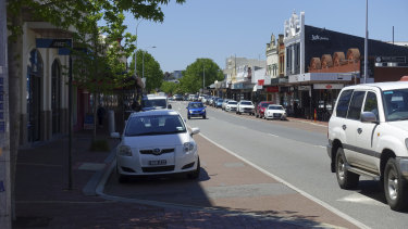 Subiaco: a compact and walkable medium-density neighbourhood with a high street, it ticks all the boxes.