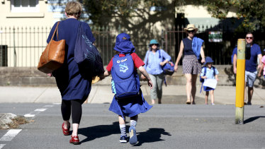 Prime Minister Scott Morrison says medical experts do not believe social distancing is required in schools.