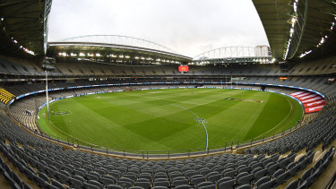 Marvel Stadium: The AFL's valuable asset.