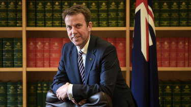 Education Minister Dan Tehan has urged state governments to boost their school funding.