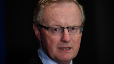 "Reserve Bank of Australia governor Philip Lowe has previously said negative interest rates here are ""extraordinarily unlikely."""