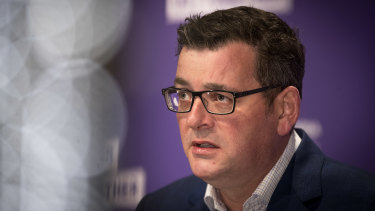 Victorian Premier Daniel Andrews announced changes to Stage 4 lockdown restrictions.