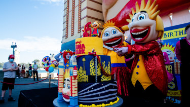 Luna Park Sydney was the subject of a police investigation.