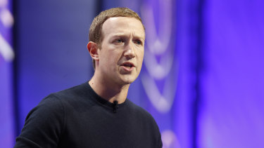 Mark Zuckerberg's Facebook is under global regulatory pressure.