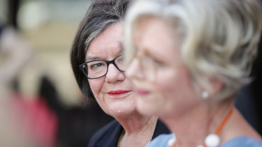 Independent MP Cathy McGowan, who will retire from Parliament at the next election, says she will decide what to do when the bill comes to a vote.