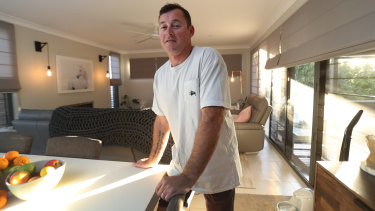 Despite living with terminal cancer, Mr Hazelwood said he has had a good five years.