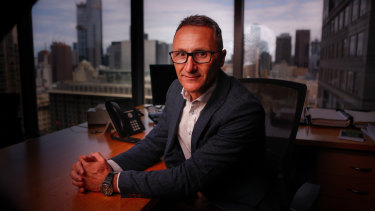 Senator Richard Di Natale has been leader of the federal Greens since taking over from Christine Milne in 2015.