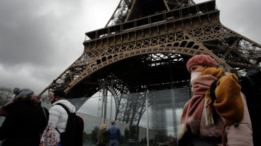 France stands to lose $US47 billion from lost tourism earnings in the pandemic.