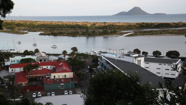 For Whakatane, White Island touring supports the local economy.