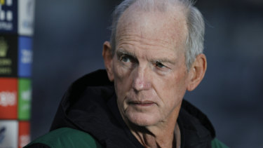 Wayne Bennett's pizza on Wednesday is having consequences for the competition.