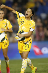 Australia learns next week whether it will host the 2023 FIFA Women's World Cup.