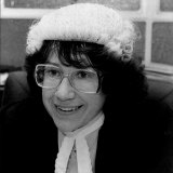 NSW Governor Beazley as a barrister in 1983.