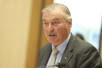 Rex Airlines' John Sharp has written to the ACCC over Qantas' and Virgin's behaviour.