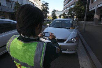 """City of Sydney rangers are taking a """"flexible approach"""" to parking fines during lockdown."""