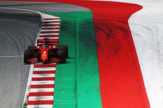Sebastial Vettel will start outside the top 10.