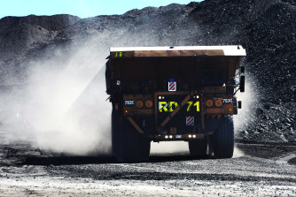 Mining companies, which rely heavily on government contracts, are huge political donors.