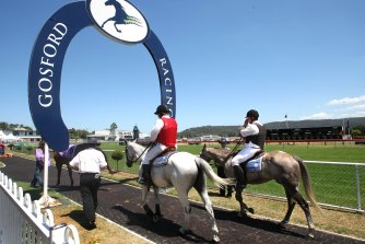 Racing returns to Gosford today with a seven-race card.