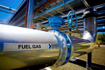 Spot gas prices in Victoria and NSW have been rising sharply, adding to pressure on smaller manufacturers.