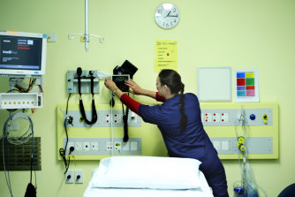 Young women working in the health sector are especially likely to be attacked.