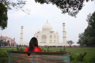Latika Bourke on her first trip back to India since her adoption.
