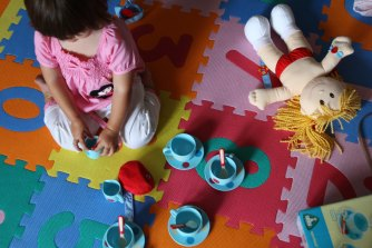 Many working parents will lose access to work if free childcare ends, according to a survey of 2280 households.