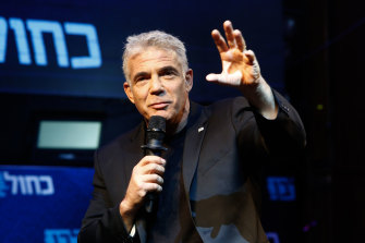 Yair Lapid has been handed a chance to send Benjamin Netanyahu into opposition.