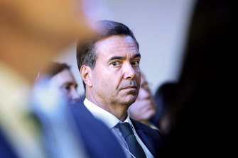 Antonio Horta-Osório has already admitted to investors that the problems facing the company are the worst he has seen in his 34-year banking career.