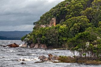 Tasmania: like New Zealand, except it's Australia.