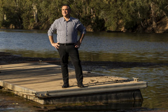 Deputy Premier John Barilaro has created a department to focus on regional issues.