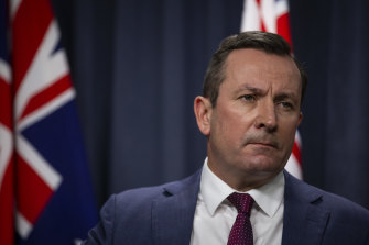 WA Premier Mark McGowan has announced the final stages out of Perth's lockdown restrictions.