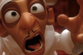 Ratatouille's chef Jonah Robert Skinner isn't cruel, he's just misunderstood.