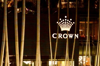 Crown has finally rejected one of the offers - Blackstone's $12.35 bid.