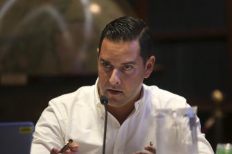 Independent MP for Sydney Alex Greenwich says proposed mandatory disease testing laws would further stigmatise the gay community and vulnerable groups.