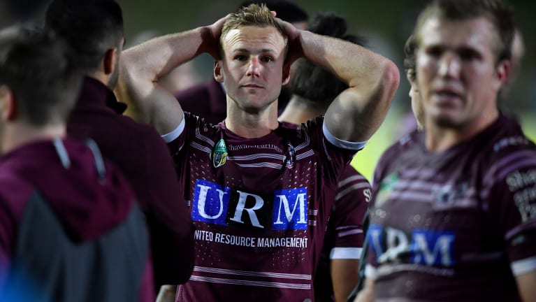 Staying put: Daly Cherry-Evans says he wouldn't begrudge any teammates leaving the club, though he confirmed his intention to honour his contract.