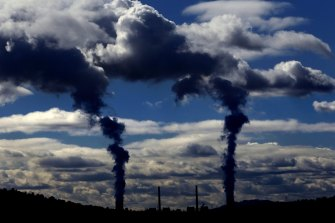 Critics say the government's climate announcement does not address coal emissions.